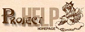 Project HELP homepage